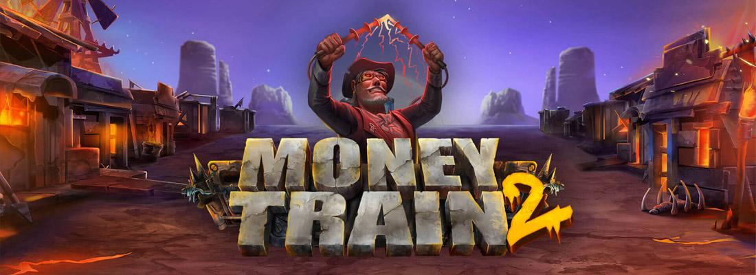 Money Train 2 Slot Banner
