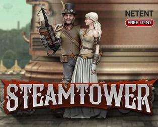 Steam Tower Free Spins Canada