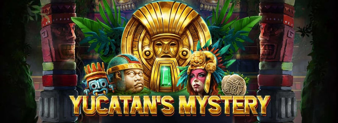 Yucatan's Mystery Slot Banner Canada