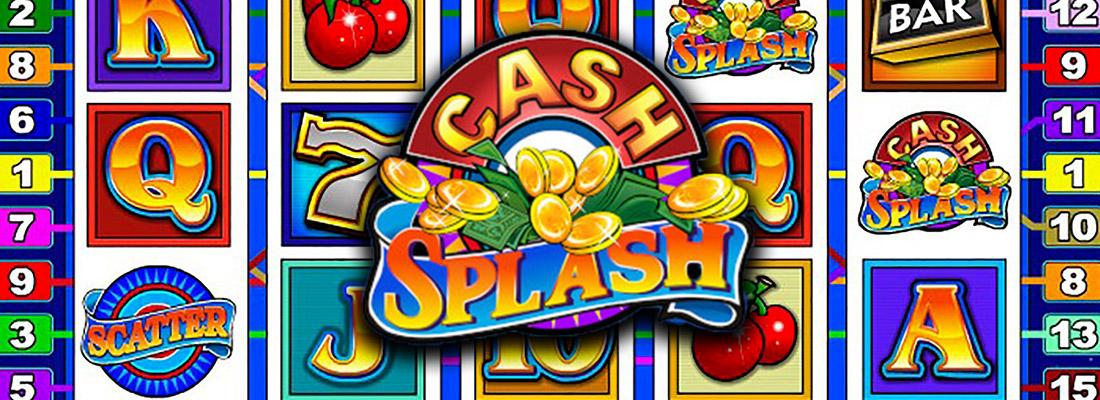 cash-splash-5-reel-slot-game-banner Canada