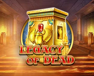 legacy of dead slot game