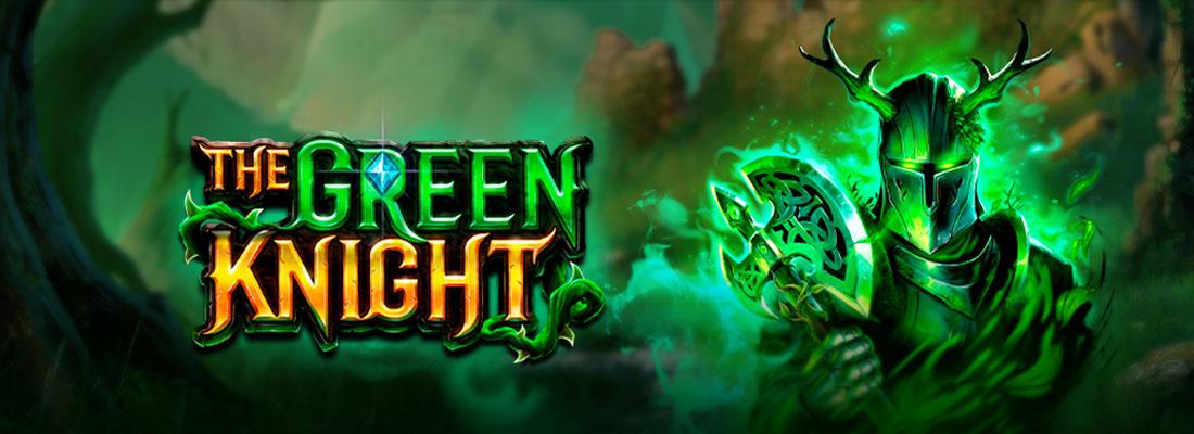 The-Green-knight-Slot-Banner Canada Casinos