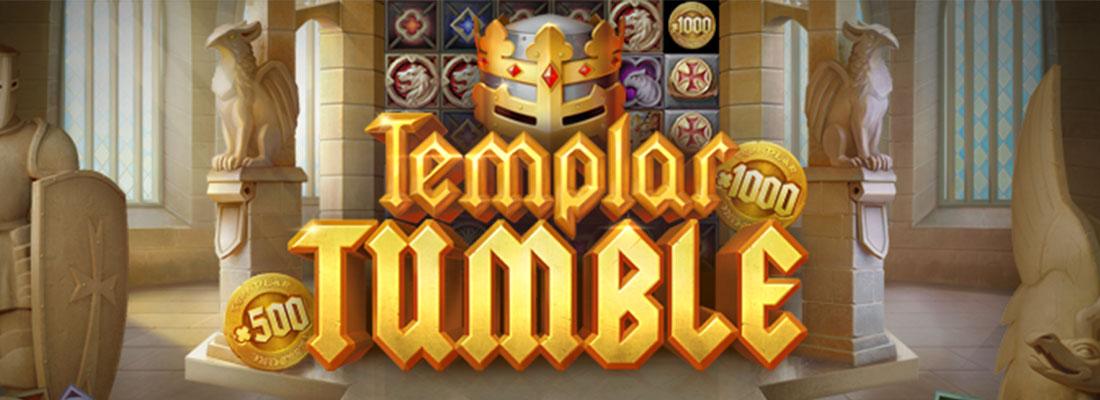 Templar-Tumble-slot-banner Canada