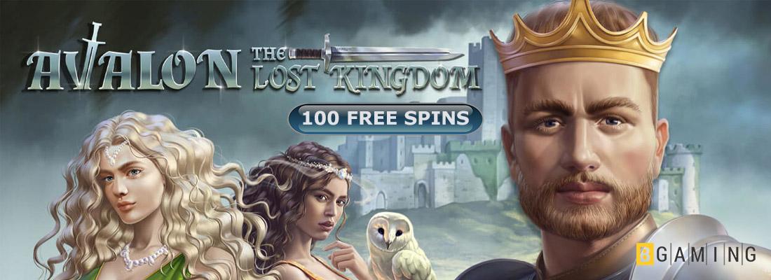 Avalon-The-Lost-Kingdom-Slot-banner Canada