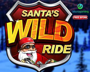 Santas-Wild-Ride-Slot Free Spins