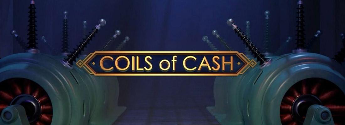 Coils-of-Cash slot banner